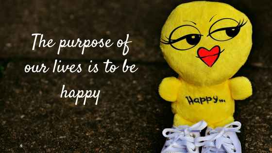 Happiness is Not Out There – It's in You!!!