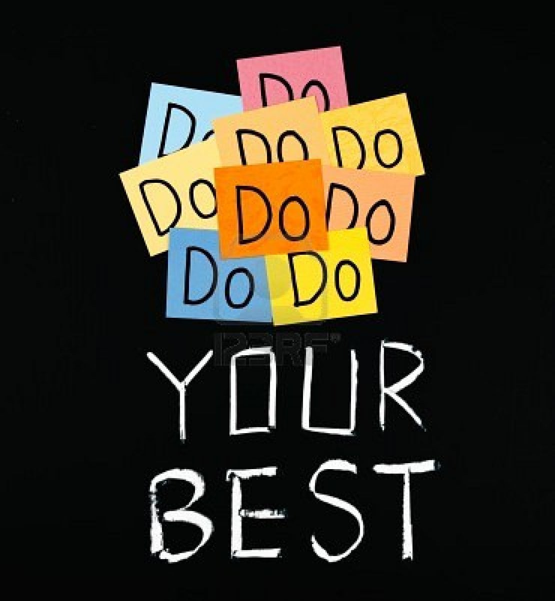 Do the Best you can - Seven things to Remember When you feel like a Failure