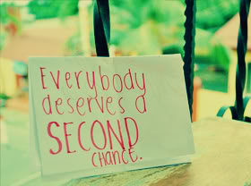 Second Opportunity - Seven things to Remember When you feel like a Failure