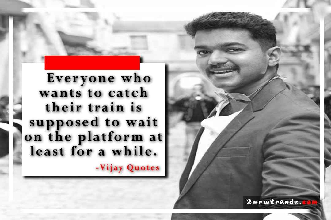Actor Vijay Quotes